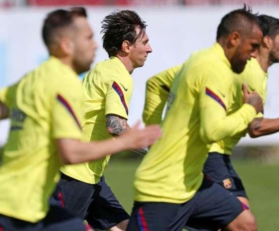 Cristian D'Amico veut croire que Lionel Messi est toujours séduit par un retour dans son pays. AFP