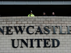 Newcastle could be the latest team to be transformed by a takeover. AFP