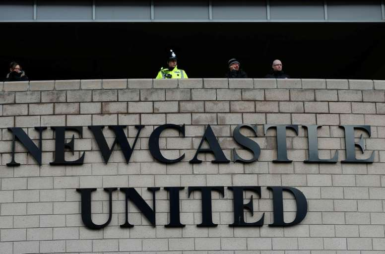 The Newcastle takeover deal is complicated. AFP