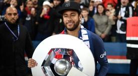 Le PSG veut aussi conclure le deal Neymar au plus vite. AFP