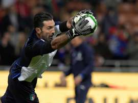 Berenguer sueña con batir a Buffon. AFP