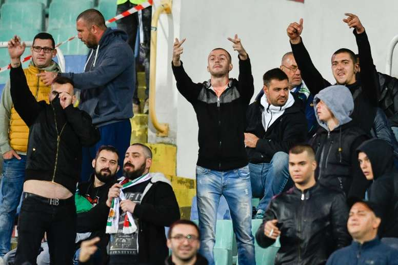The sanction that Bulgaria face due to racism - BeSoccer