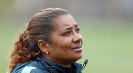 Ellis analizó la derrota ante España. AFP