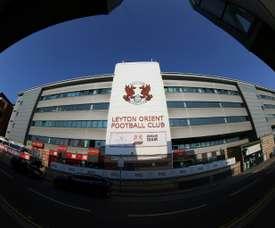 Tottenham directement qualifié suite au forfait de Leyton. AFP