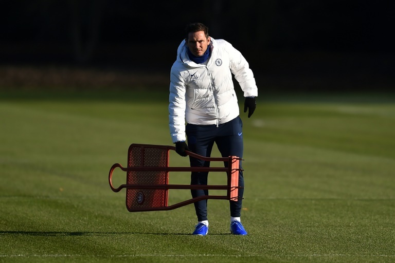 Frank Lampard urges Chelsea to embrace 'big night' against Lille