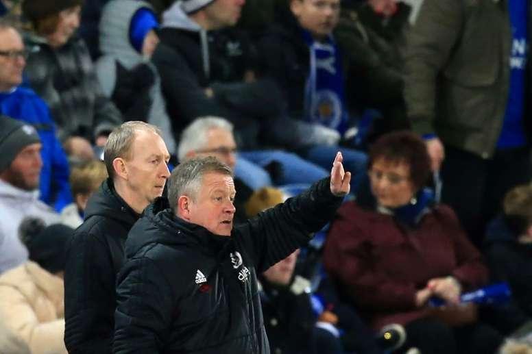 El entrenador del año en Inglaterra no fue ni Guardiola ni Klopp. AFP