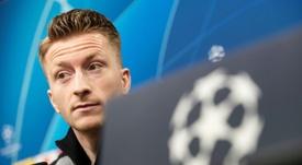 Reus est confiant. AFP