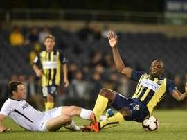 Bolt quiere decidir su futuro en noviembre. AFP