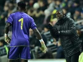 Ajax encontra um substituto para Onana. AFP