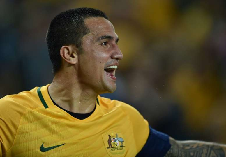 Australian Tim Cahill is one of the biggest foreign names in the cash-rich Chinese Super League