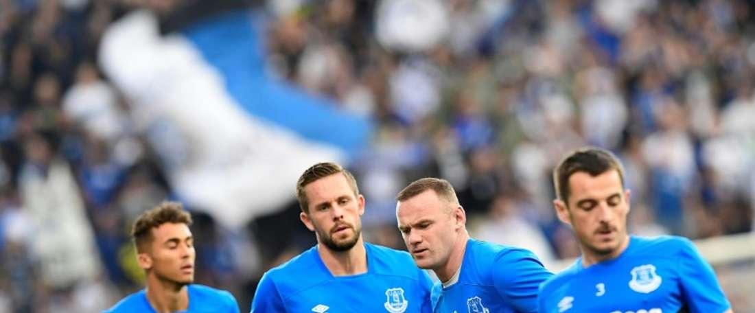 El Everton se ha fijado en Muhammed Kiprit. AFP