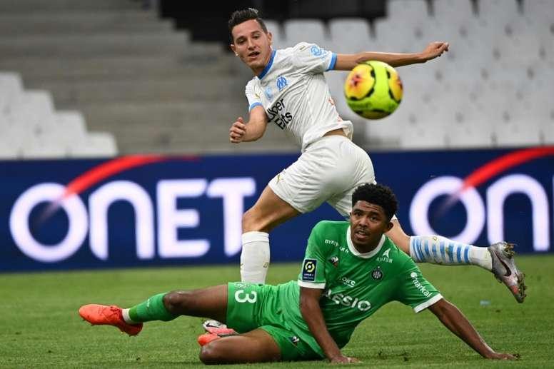 L'AC Milan suit de près Wesley Fofana. afp