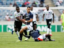 Wits beat Pirates. AFP