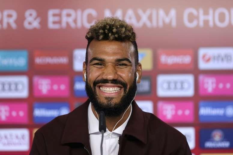 Choupo-Moting, fier de ses débuts réussis au Bayern. AFP