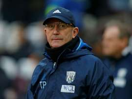Pulis is looking to improve his squad before the summer transfer window ends. AFP