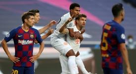 El plan de un club de Quinta contra el Bayern: ser mejor que Barça y Schalke 04. AFP