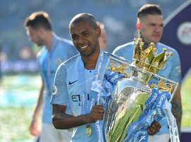 Fernandinho is last line of defence as City face Watford test