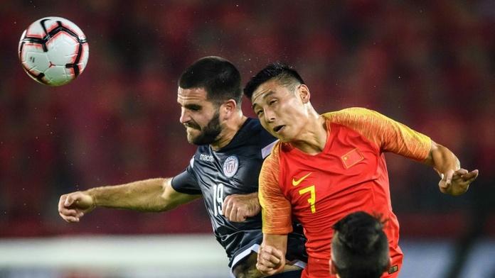 China Crush Guam Aussies Beat Nepal While Iran In Women Fans Landmark Besoccer