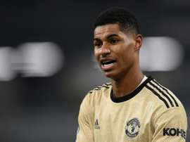 Rashford targets end of child hunger in Britain. AFP