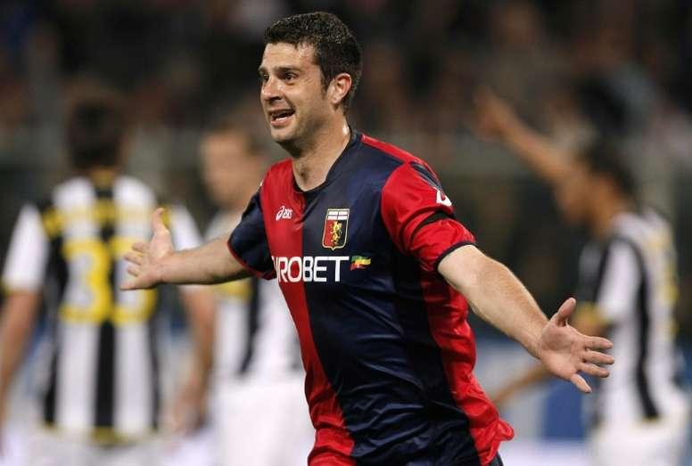 Thiago Motta é o novo técnico do Genoa. AFP