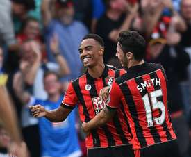 Junior Stanislas is glad to be back from injury. AFP