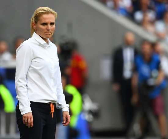 Sarina Wiegman will become the England women's coach in July 2021. AFP
