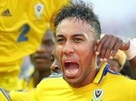 Camacho habló sobre la situación que Gabón vivió en Marruecos. AFP