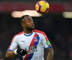 Ayew will become a Crystal Palace player. AFP
