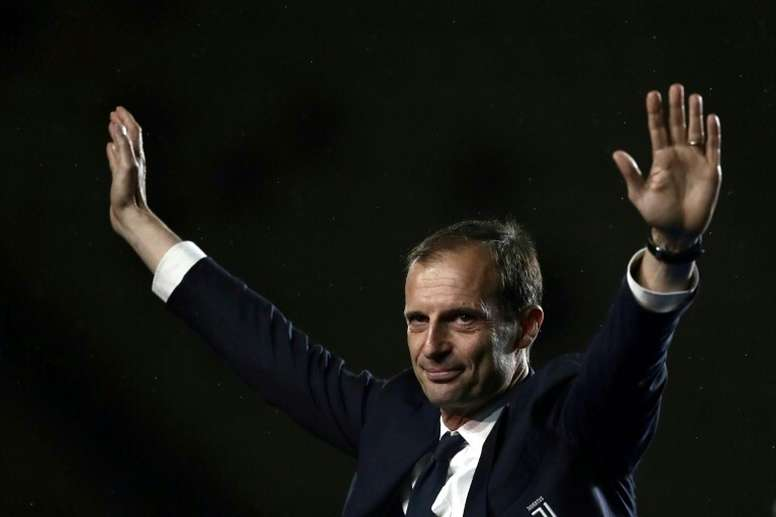Allegri could be the Roma manager. AFP