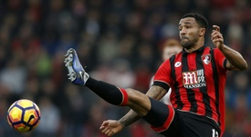 Wilson has been in fine form for Bournemouth this season. AFP