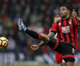 Callum Wilson could be joining Everton in the summer. AFP