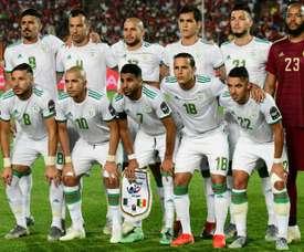 Algeria beat Nigeria and extend unbeaten run to 19 matches. AFP