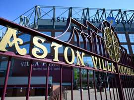 Aston Villa chief executive Christian Purslow has urged fans to stay away from Villa Park. AFP