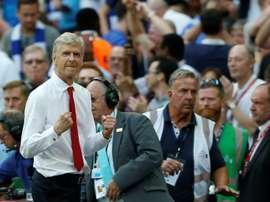 Arsenal a recruté un nouveau joueur. AFP