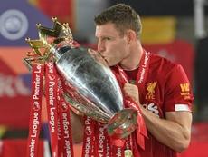 Milner has urged Liverpool to stay focused. AFP