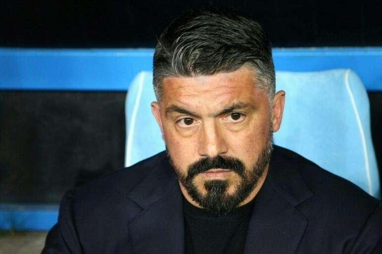 Gattuso eyes Barca shock in roller-coaster Napoli debut season