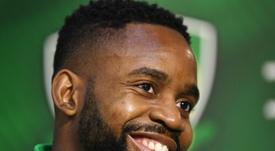 It was a protracted transfer saga for Bakambu. AFP