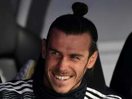 Bale is now being followed on social media by a Chinese team. AFP
