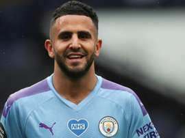 Madrid are reportedly after Mahrez. AFP