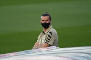 Ex-presidente do Real Madrid fala sobre Bale. AFP