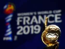 Todas las listas de convocadas del Mundial Femenino. AFP