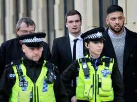Fue condenado por supuesto abuso a una menor. AFP
