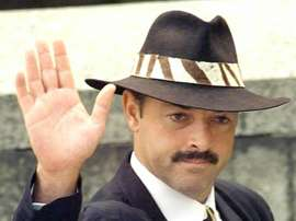 Grobbelaar participó en la Guerra Civil de Rodesia. AFP