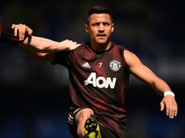 Sanchez refusera de baisser son salaire à Man United. AFP