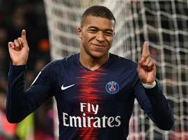 Emirates' thirteen years as PSG's sponsor will come to an end this summer. AFP