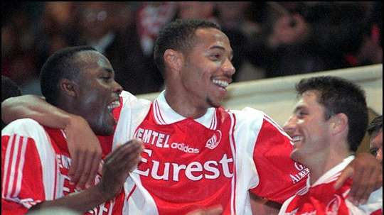 Henry has returned to his first club. AFP