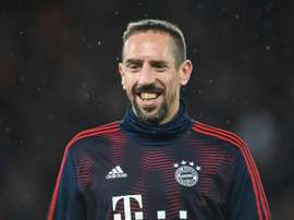 Ribery arrives in Tuscany ahead of Fiorentina move