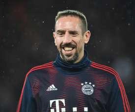 Ribery arrives in Tuscany ahead of Fiorentina move