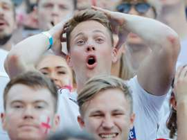 England will be unable to contest for their 2017 U20 World Cup title. AFP