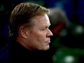 Dutch coach Koeman had cardiologist appointment postponed before suffering heart problem. AFP